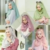 Jual Pashmina Instan Hijab Belle Di Bawah Harga