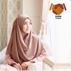 Pashmina Instan Raisa  - Milochoco / hijab instan / pashmina / segi 4 instan / jilbab praktis / kerudung termurah / hijab terbaru