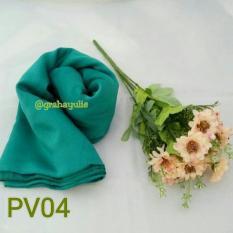Pashmina / Hijab / Jilbab Velvet Polos