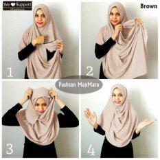Jual Pasmina Instan Murah Hijab Instan Murah Branded