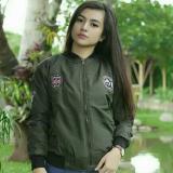 Toko Patch Bomber Bordir Fashion Jaket Wanita Bandung Concept Indonesia