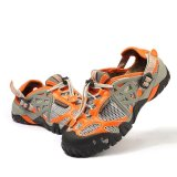 Beli Pathfidner Wanita Sandal Trail Waterproof Hiking Shoes Cahaya Mountain Pendakian Sepatu Wading Sepatu Oranye Intl Lengkap