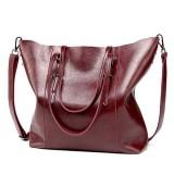 Spesifikasi Pathfinder Women S Casual Tote Bags Women S Large Soft Leather Shoulder Bags Intl Beserta Harganya