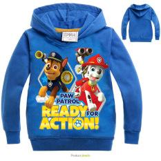 Toko Paw Patrol 3 10 Tahun 95 135 Cm Tinggi Boy Atau Girls Lengan Panjang Cardigan Sweater Warna Blue Intl Mikanoni Murah Di Tiongkok
