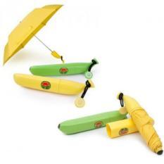 Jual Payung Lipat Design Cute Pisang Banana Umbrella Uv Protection Kuning Online Di Dki Jakarta