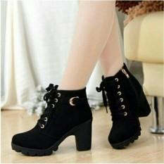 Boots Wanita lazada