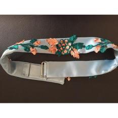 Peach Flower Belt