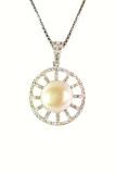 Toko Pearl Pearl Wgp 051 Kalung Mutiara Asli Putih Online Terpercaya