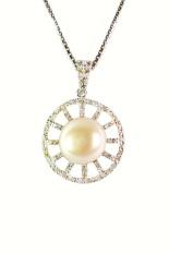 Harga Pearl Pearl Wgp 051 Kalung Mutiara Asli Putih Pearl Pearl Terbaik