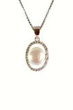 Harga Pearl Pearl Wgp 068 Kalung Mutiara Asli Putih Termurah