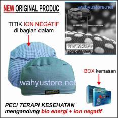 Peci Kopiah Kesehatan Warna Abu Abu Terapi Bio Energi Dan Ion Negatif Kenrical Murah Di Indonesia