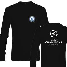 Beberapa Musim Semi atau Musim Panas Liga Champions Baju Sepak Bola Baju Olahraga (Lan Juni Hitam)