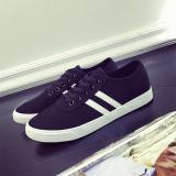 Pemuda Korea Fashion Style Putih Musim Semi Sepatu Pria Sepatu Kets Putih Hitam Kanvas Model Sepatu Pria Sepatu Sneakers Sepatu Sport Sepatu Casual Pria Oem Diskon 50