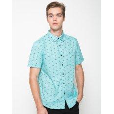 Jual People S Denim Men Shirt Atlanta Slim Fit Toscat Branded Original