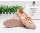 Promo Perempuan Datar Pantai Sepatu Sandal Oranye Merah Muda Sepatu Wanita Sendal Wanita Oem Terbaru
