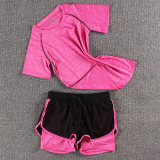 Harga Perempuan Gym Joging Celana Pakaian Yoga Symphony T Mei Jaringan Baru Celana Pendek Mei Baru Murah