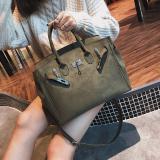 Perbandingan Harga Perempuan Musim Dingin Produk Baru Tas Model Hermes Tas Tangan Hijau Other Di Tiongkok