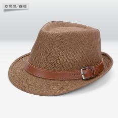 Manis Permen Musim Panas Perempuan Topi Topi Matahari Topi Jerami ... ae081f55cc