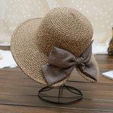 Spesifikasi Topi Jerami Besar Manis Pantai Topi Inggris Wanita Coklat Muda Yg Baik