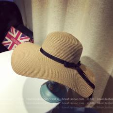 Jual Perempuan Pantai Topi Matahari Topi Topi Dangkal Parka€™S Grosir
