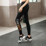 Beli Perempuan Pinggang Tinggi Tipis Kebugaran Yoga Celana Kebugaran Celana Ketat Tyrant Emas Dengan Kartu Kredit