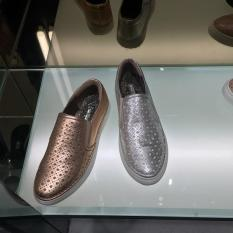Perforated Leather Rotelli Snekaers