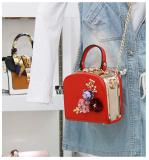Miliki Segera Persegi Kecil Korea Fashion Style Mini Ran Kecil Tas Tas Merah