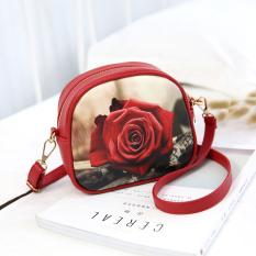 Toko Persegi Kecil Korea Fashion Style Perempuan Baru Mini Tas Wanita Tas Merah Termurah Tiongkok