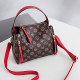 Jual Persegi Kecil Korea Fashion Style Tas Mini Selempang Miring Tas Tas Merah