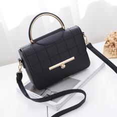 ... Bahu Dengan Satu Tali Messenger Tas Wanita Tas Kecil Hitam. Tas Wanita Fashion Selempang Ransel Shoulder Tote Import Korean Fashion Men Pria Taobao