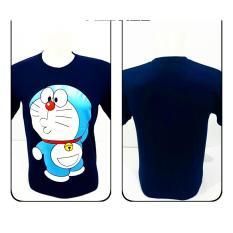 Persidente - kaos Disro T-SHIRT Doraemon 100{55e037da9a70d2f692182bf73e9ad7c46940d20c7297ef2687c837f7bdb7b002} Spandex Rayon All Size Kaos Hitam, Biru Dongker Bisa Dipake Pria Dan Wanita T-SHIRT Disro collection