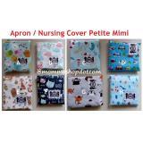 Toko Petite Mimi Nursing Apron Penutup Menyusui Lengkap