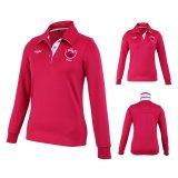 Katalog Pgm Brand Women Outdoor Fit Golf Polo Kemeja Panjang Lengan Golf T Shirt Pakaian Musim Gugur Musim Dingin Rekreasi Olahraga Collar Shirt Rose Merah Intl Pgm Terbaru