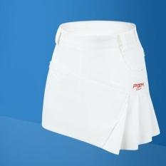 Toko Pgm Brandlady Golf Rok Pant Girls Rekreasi Golf Sport Rok Celana Putih Pgm Tiongkok