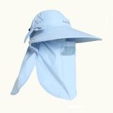 Pgm Golf Women Sport Nylon Topi Warna Biru Intl Diskon Tiongkok