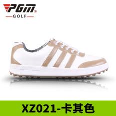 Katalog Pgm Sepatu Golf Model Pria Khaki Kain Warna Khaki Kain Warna Terbaru