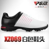Harga Pgm Sepatu Golf Microfiber Anti Air Putih Toe Termahal
