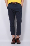 Ph 02 Lepas Chino Pants Rambut Pergelangan Kesemek Panjang Biru Not Specified Diskon