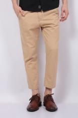 Jual Beli Online Ph 02 Lepas Celana Chino Panjang Untuk Pesta Lurus Dril