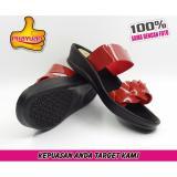 Beli Phayuan Sandal Wanita J1 Merah Seken