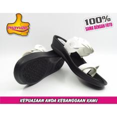 Jual Phayuan Sandal Wanita J11 Putih Phayuan Branded