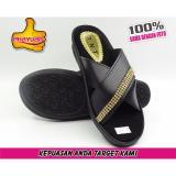Spesifikasi Phayuan Sandal Wanita L6 Hitam Slgmata Lengkap