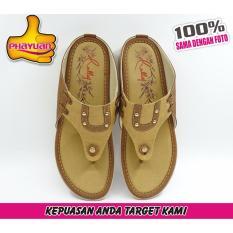 Harga Phayuan Strapy Sandal Fftc 228 Coklat Yang Murah