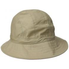 Dokter Didukung Womens B Zee 100% Cotton Dua Tone Sun Hat, Rated UPF 50 + untuk Max Perlindungan Sinar Matahari, Khaki/Pink, Satu Ukuran-Intl
