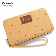 Dompet Wanita Pidanlu Heels Clutch Korea Style Clutches Wallet High Source  · PIDANLU Pola Bunga Multifungsi 516d2cb4c4