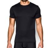 Model Pierre Uno Value Pack Kaos Dalam Pria Crew Neck Shirt Hitam 3 Pcs Terbaru