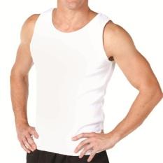 Diskon Pierre Uno Value Pack Kaos Dalam Pria Singlet Putih 3 Pcs Akhir Tahun