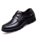 Katalog Pinsv Ukuran Besar 37 50 Perusahaan Sepatu Kulit Asli Hitam International Terbaru