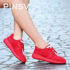 PINSV Wanita Bernapas Kasual Sepatu Fashion Kets Melihat Review Kami Agar Mendapatkan Barang Yang Paling Sesuai Yang Anda Ingin Cari.