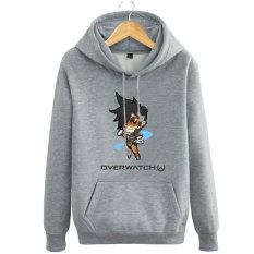 Pioneer Laki-laki Indonesia Ngumpul Di Sini Jas Remaja Musim Gugur atau Dingin Kaos Sweater (Abu-abu 2)